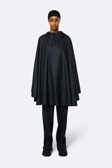 Gummiregnfrakke Gammeldags gummiregntøj